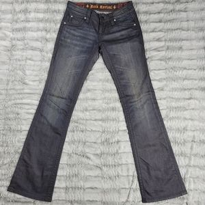 Rock Revival Raquel Bootcut Dark Wash Jeans Women's  Size 27